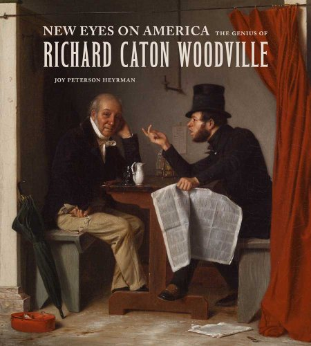 9780300194500: New Eyes on America: The Genius of Richard Caton Woodville