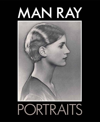 Man Ray Portraits (Hardback): Terence Pepper, Man