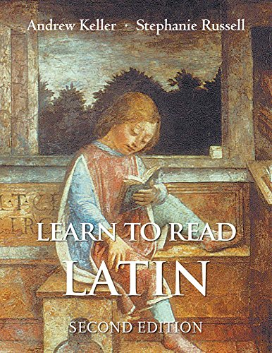 9780300194951: Learn to Read Latin, Second Edition: Textbook