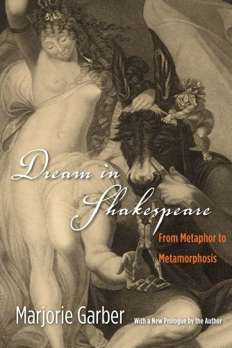 9780300195439: Dream in Shakespeare: From Metaphor to Metamorphosis