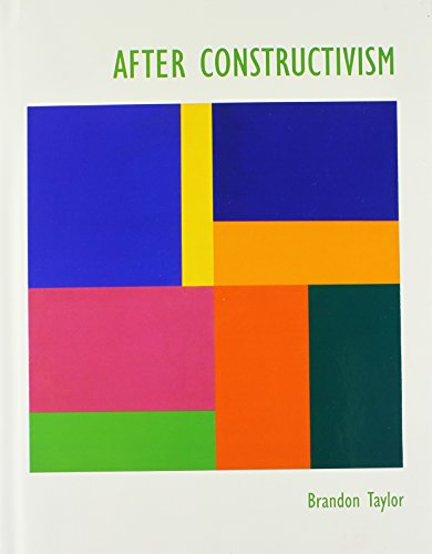 After Constructivism (Hardcover): Brandon Taylor