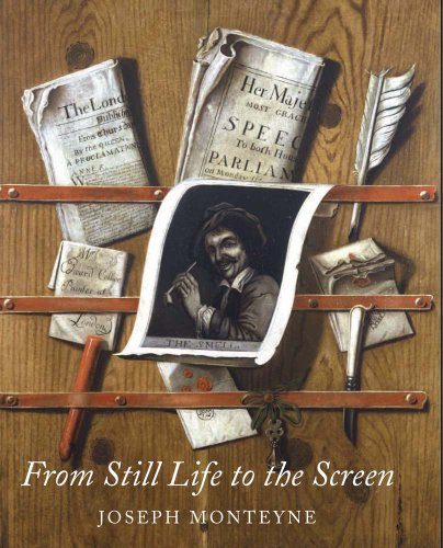 9780300196351: From Still Life to the Screen: Print Culture, Display, and the Materiality of the Image in Eighteenth-Century London