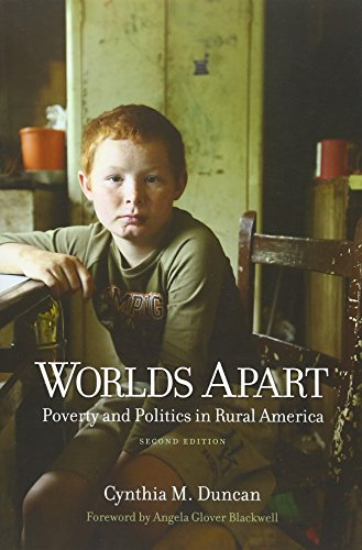 9780300196597: Worlds Apart: Poverty and Politics in Rural America, Second Edition