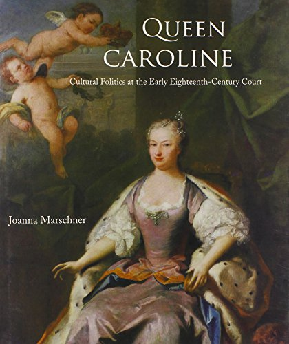 Queen Caroline (Hardcover): Joanna Marschner