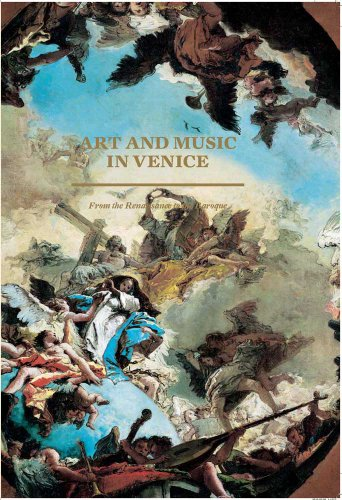 9780300197921: Art and Music in Venice: From the Renaissance to Baroque