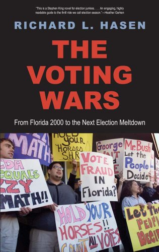 9780300198249: The Voting Wars: From Florida 2000 to the Next Election Meltdown