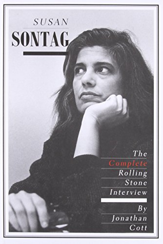 9780300199024: Susan Sontag: The Complete Rolling Stone Interview