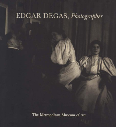 9780300199703: Edgar Degas: Photographer