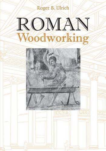 9780300199840: Roman Woodworking