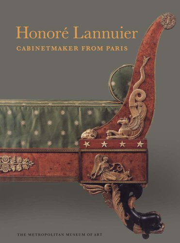 9780300199932: Honore Lannuier, Cabinetmaker from Paris: The Life and Work of a French Ebeniste in Federal New York