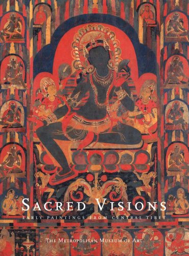 9780300200164: Sacred Visions: Early Paintings from Central Tibet