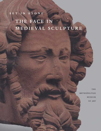 9780300200171: Set in Stone: The Face in Medieval Sculpture