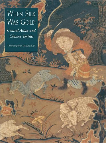 9780300200300: When Silk Was Gold: Central Asian and Chinese Textiles