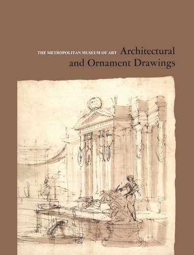 9780300200508: Architectural and Ornament Drawings: Juvarra, Vanvitelli, the Bibiena Family, and Other Italian Draughtsmen