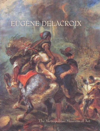 9780300200836: Eugene Delacroix, 1798-1863: Paintings, Drawings, and Prints from North American Collections