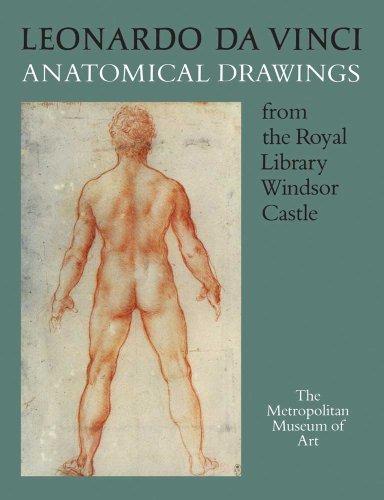 9780300201079: Leonardo da Vinci: Anatomical Drawings from the Royal Library, Windsor Castle