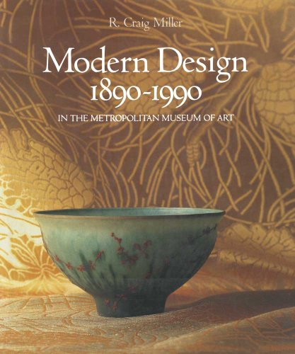 9780300201116: Modern Design in The Metropolitan Museum of Art, 1890–1990