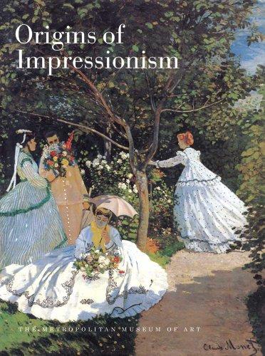 9780300201147: Origins of Impressionism