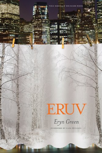9780300201222: Eruv (Yale Series of Younger Poets)