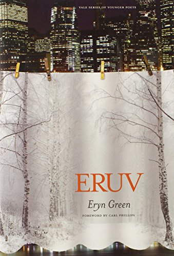 9780300201253: Eruv (Yale Series of Younger Poets)
