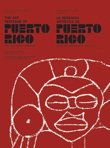 9780300201413: The Art Heritage of Puerto Rico: Pre-Columbian to Present