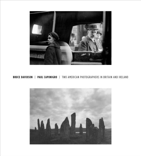 9780300201499: Bruce Davidson/Paul Caponigro: Two American Photographers in Britain and Ireland