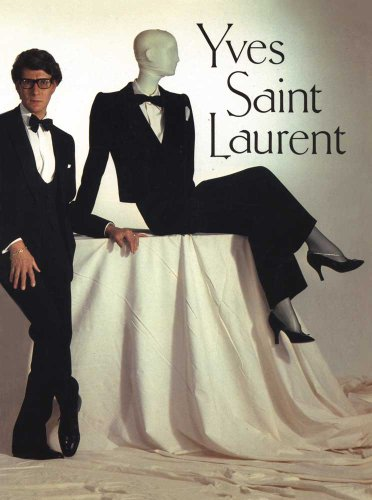 9780300203318: Yves Saint Laurent