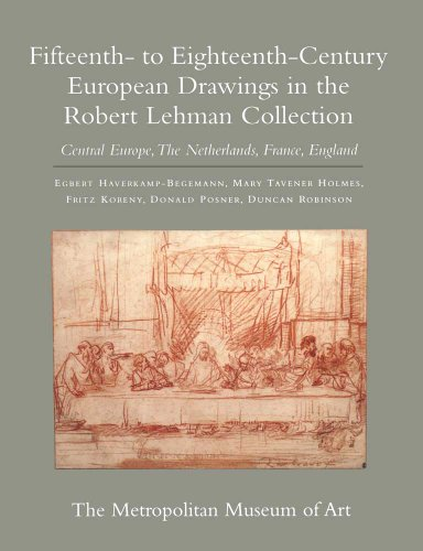 9780300203349: The Robert Lehman Collection: Vol. 7, Fifteenth- to Eighteenth-Century European Drawings in the Robert Lehman Collection: Central Europe, the Netherlands, France, England