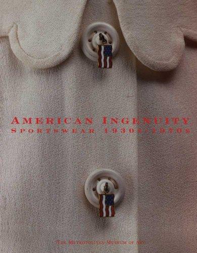 9780300203561: American Ingenuity: Sportswear, 1930s-1970s