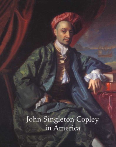 9780300203592: John Singleton Copley in America