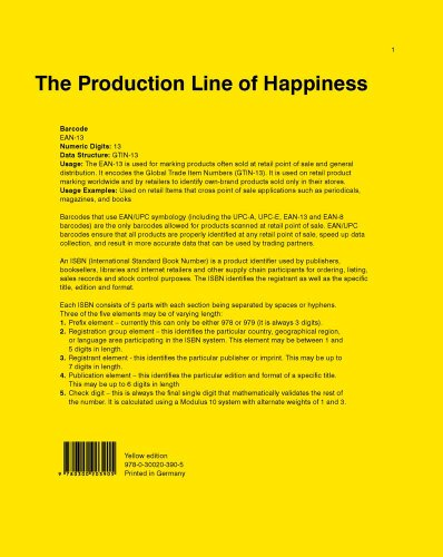 9780300203905: The Production Line of Happiness