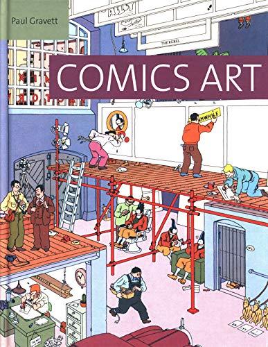 9780300204018: Comics Art