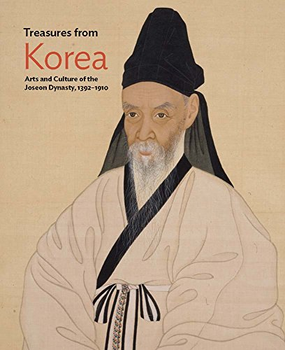 Korea (Treasures from) - Arts and Culture of the Joseon Dynasty 1392-1910