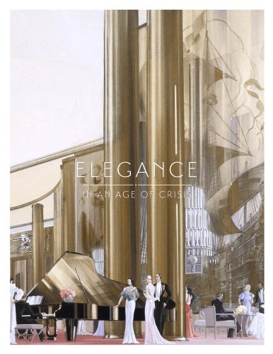 9780300204209: Elegance in an Age of Crisis: Fashions of the 1930s
