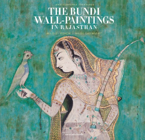 9780300204490: The Bundi Wall-Paintings in Rajasthan: Rediscovered Treasures