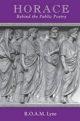 9780300204698: Horace: Beyond the Public Poetry