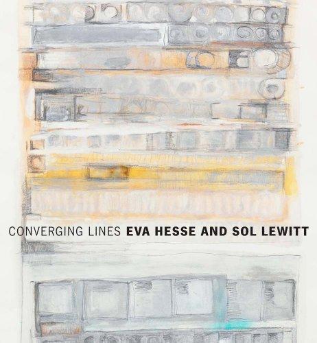 9780300204827: Converging Lines: Eva Hesse and Sol LeWitt