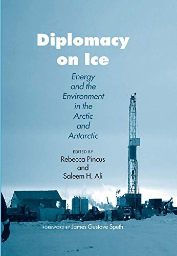 Diplomacy on Ice (Hardcover): Rebecca Pincus