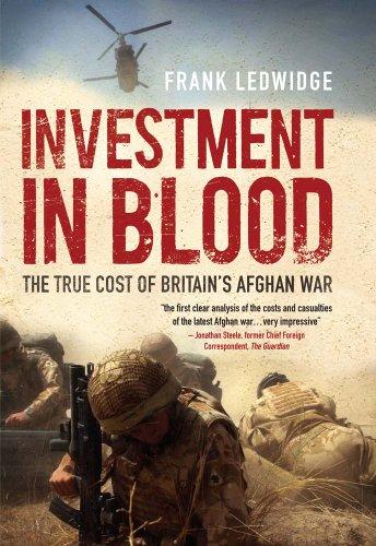 Investment in Blood: Frank Ledwidge