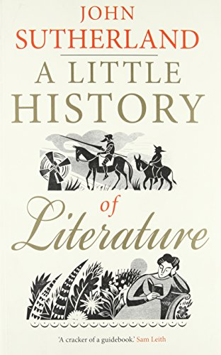 9780300205312: A Little History of Literature (Little Histories)