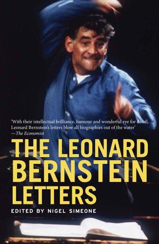 9780300205442: Leonard Bernstein Letters