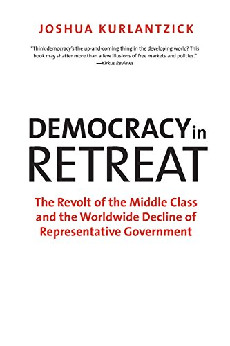 9780300205800: Democracy in Retreat (Council on Foreign Relations Books)