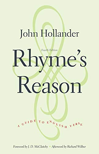 9780300206296: Rhyme's Reason: A Guide to English Verse
