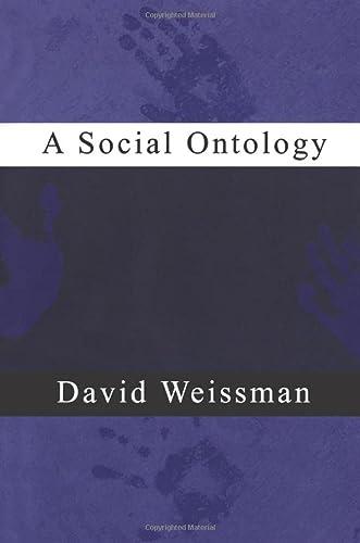 9780300206487: A Social Ontology