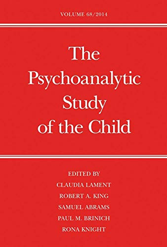 9780300207415: The Psychoanalytic Study of the Child