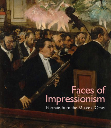 9780300207736: Faces of Impressionism: Portraits from the Musée d'Orsay (Kimbell Art Museum)
