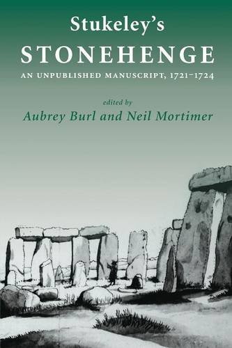 9780300208467: Stukeley's 'Stonehenge': An Unpublished Manuscript, 1721-1724