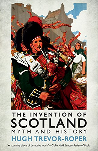 9780300208580: The Invention of Scotland: Myth and History