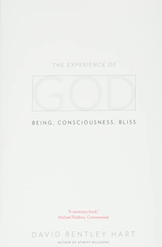 9780300209358: The Experience of God: Being, Consciousness, Bliss