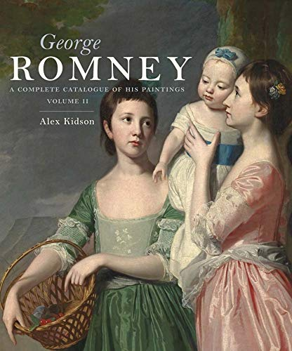 9780300209693: George Romney: A Complete Catalogue of His Paintings